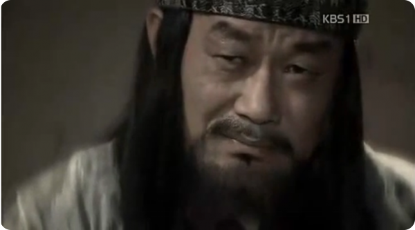 Ha Muji smiles with a confident look in his prison