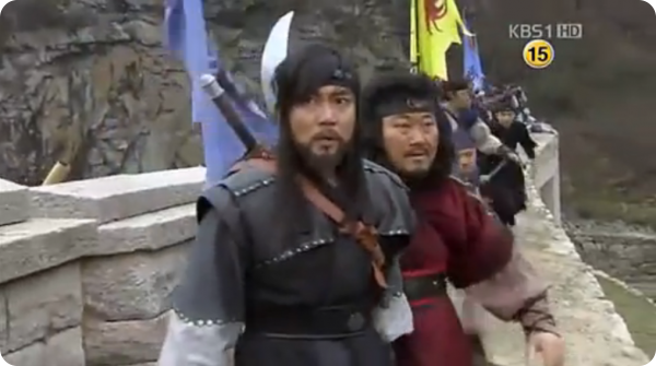 Sagal Hyeon & Yeo Seokgae reach the top of the Gwanmiseong cliff
