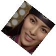 The Mohe girl Seol Ji smiles confidently